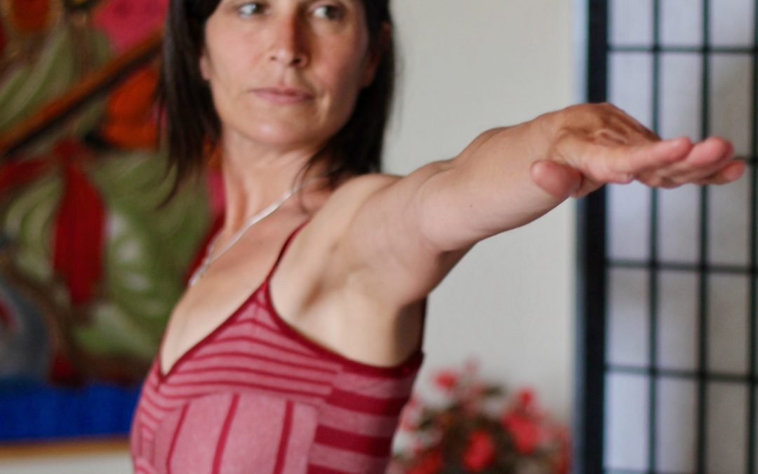 Feminine yoga: what is it and why we need it?